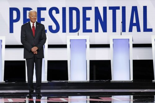 Biden defends Hunter: 'My son did nothing wrong. I did nothing wrong.'