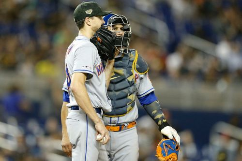 Mickey Callaway: No personal catcher for Jacob deGrom
