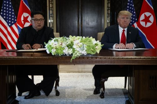 The US has been asking North Korea to scrap its nuclear weapons - but Pyongyang keeps saying no