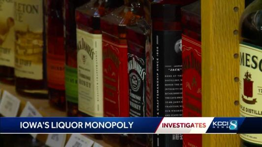 KCCI investigates Iowa Alcoholic Beverages Division's impact on alcohol prices