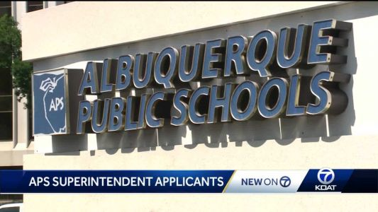 Who will be the next APS superintendent?