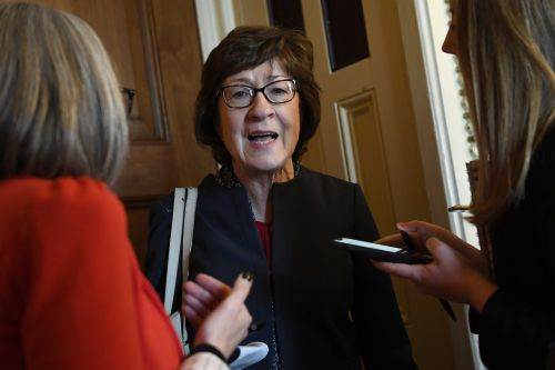 Sen. Collins issues statement on Supreme Court vacancy