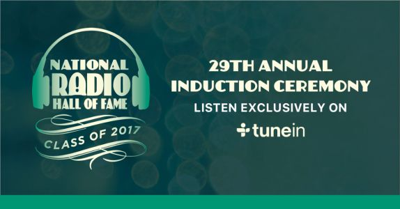 TuneIn Teams Up with Radio Hall of Fame