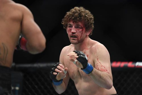 Ben Askren: 165-pound UFC title fight vs. Khabib Nurmagomedov checks a lot of boxes