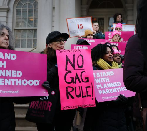 Federal judge blocks Trump rule barring abortion providers from family planning funds