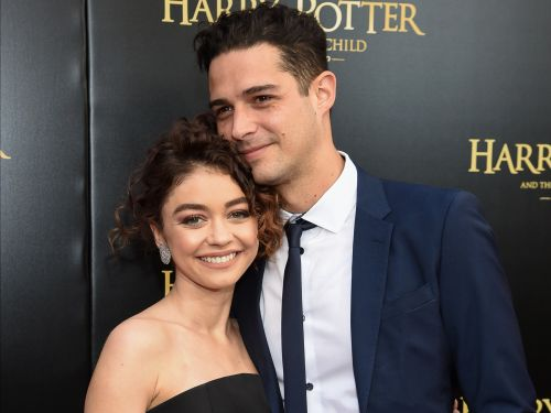 Wells Adams and Sarah Hyland are engaged. Here's everything you need to know about their love story