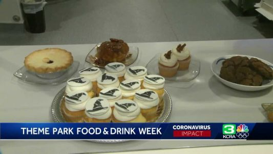 How 'Theme Park Food and Drink Week' helped these Woodland businesses