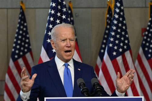 Joe Biden mistakenly says 200 million people have died from COVID-19 in US
