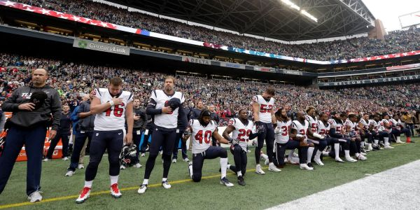 NFL's controversial national anthem policy suddenly on hold after latest outrage over potential punishments