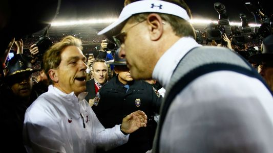 What channel is Alabama vs. Auburn on today? Time, TV schedule for the 2020 Iron Bowl