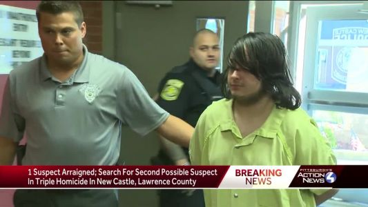 Police searching for third suspect in Lawrence County triple murder
