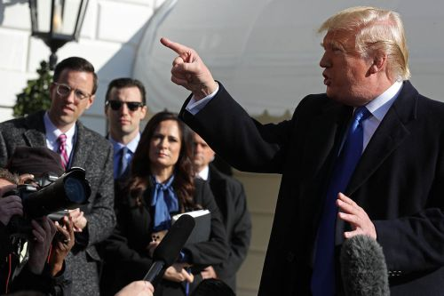 Trump says he hasn't agreed to rolling back China tariffs