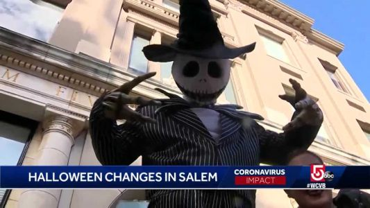 Halloween takes on different look in Salem this year