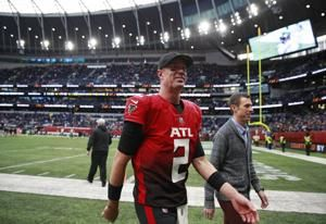 Falcons are slight road favorite against reeling Dolphins
