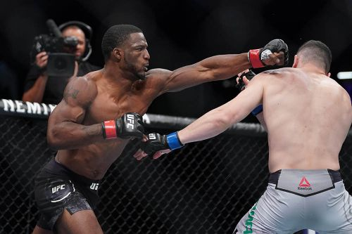 UFC on ESPN+ 13: After getting past Turman, Karl Roberson wants Brad Tavares or Uriah Hall