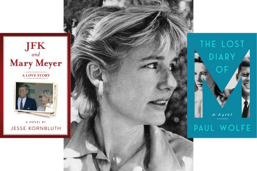Murdered JFK lover Mary Pinchot Meyer is revived in two new books