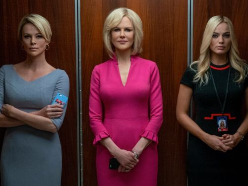 'Bombshell,' the movie about the Fox News women who spoke out against Roger Ailes, is getting Oscar buzz after its first screening