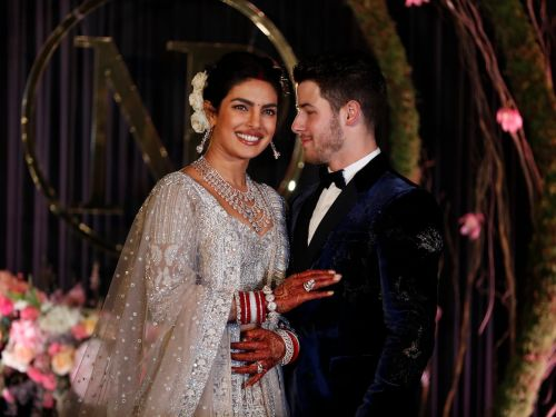 Priyanka Chopra says she had a 'freakout moment' before walking down the aisle, and that Nick Jonas cried more than her at their wedding