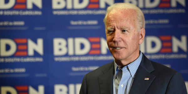 Joe Biden is floating a one-term presidency over concerns about his age