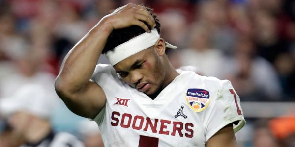 NFL Draft expert now projecting Oklahoma QB Kyler Murray to be the No. 1 pick, but there is a catch