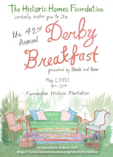 Historic Homes Foundation to host longest running Derby event