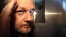 Assange's Espionage Act Charge Sets Up A Fight Over The First Amendment