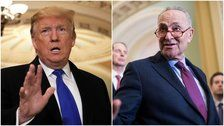 Chuck Schumer Corrects Trump Tweet Claiming GOP Will Become 'Party Of Healthcare'