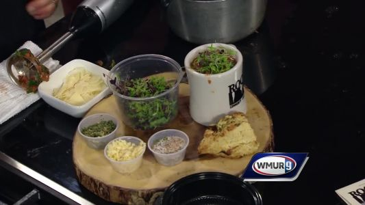 Cook's Corner: Tomato, kale and bacon soup