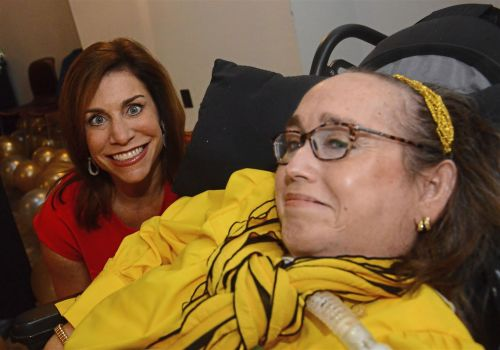 Linda Dickerson was a passionate advocate for people with disabilities
