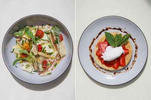 The Dining Room at the Met will take tomatoes to a creative new level