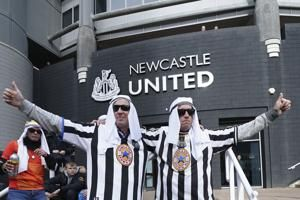 Saudi-owned Newcastle backtracks on clothing request to fans