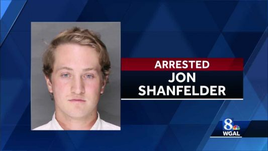 Lebanon County man charged in vandalism, theft spree