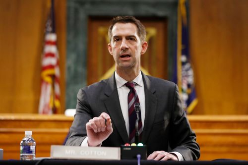 Sen. Tom Cotton responds to China's decision to sanction him