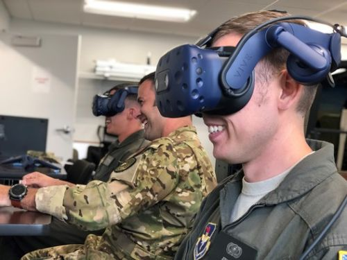 """""""Project da Vinci"""" transforms rotary-wing helicopter pilot training"""