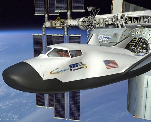 NASA Puts Out Call for Space Taxis The U.S. investment in