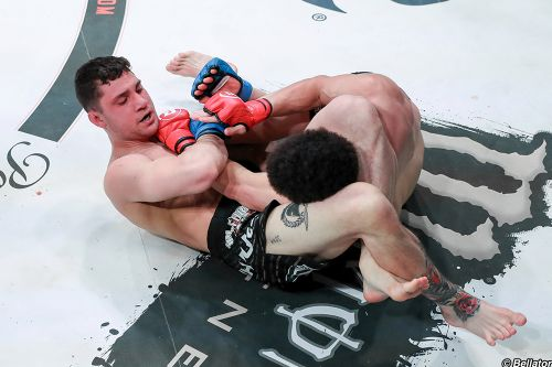 Bellator 225's Mike Kimbel hopes to continue path as role model