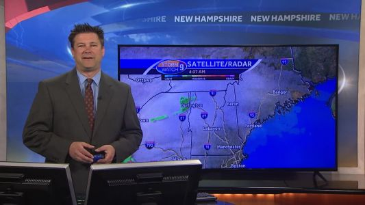 Watch: Increase in clouds and showers expected today
