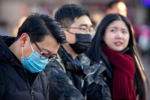Human-to-human transmission confirmed in China coronavirus