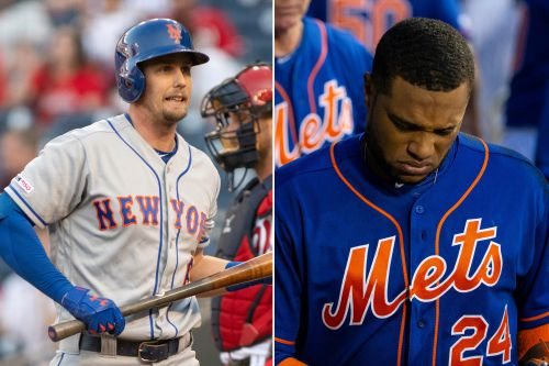 Jeff McNeil, Robinson Cano to injured list in Mets blows