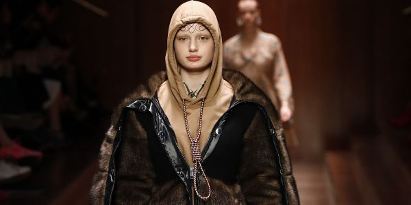 Burberry apologizes after sending noose sweatshirt down runway