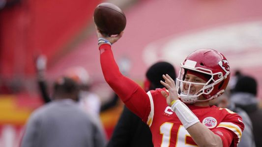 Chiefs should have a clearer picture about Patrick Mahomes' status by mid-week