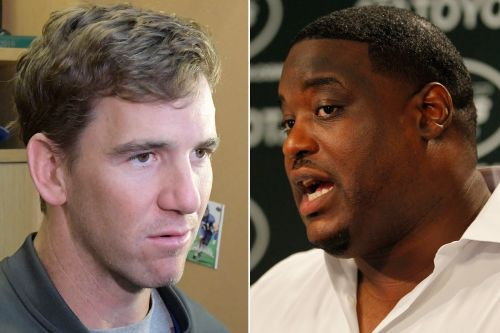 Ex-Jet takes vicious Eli Manning shot: His career is 'toast'