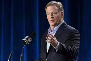 Goodell: NFL committed to finishing regular season on time