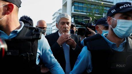 Judge drops corruption charges against Portuguese ex-PM Socrates, who still faces trial for alleged money-laundering