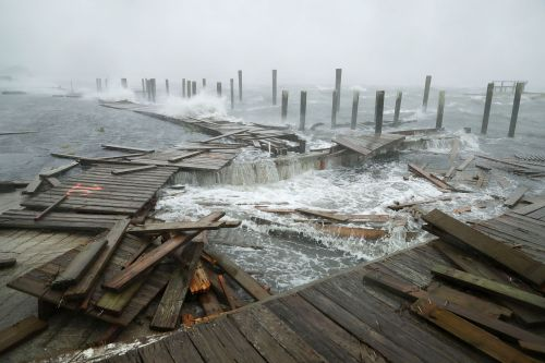 Hurricane Florence storm surge may not be covered by insurance
