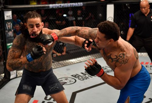 The first test for the UFC and ESPN partnership? How to handle the Greg Hardy situation