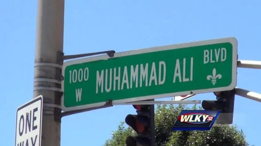 MSD to close portion of Muhammad Ali Wednesday to repair sewer pipe