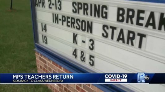 Questions linger about how MPS students will return to classrooms