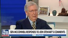 Mitch McConnell Says He's Not Sure Why Jon Stewart Is 'Bent Out Of Shape' Over 9/11 Bill