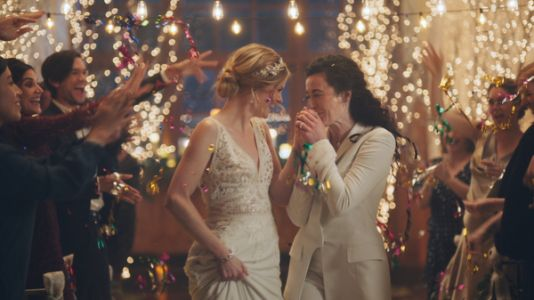 Hallmark Channel Embroiled In Controversy After It Pulls Ad With Lesbian Brides